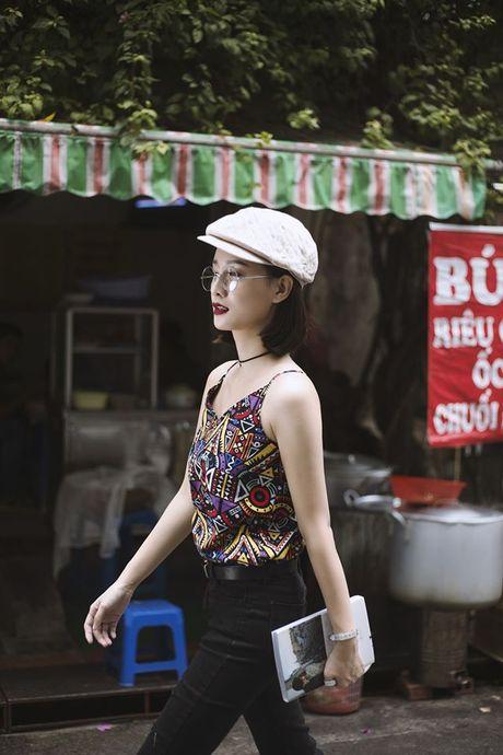 Quynh Chi - Co nang BTV so huu gout thoi trang cuc an tuong - Anh 7