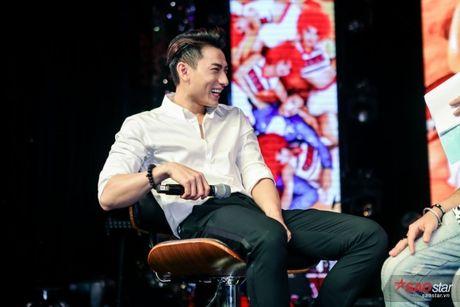 Isaac: 'Toi dep trai nhung khong de dai' - Anh 18