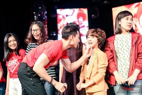 Isaac: 'Toi dep trai nhung khong de dai' - Anh 1