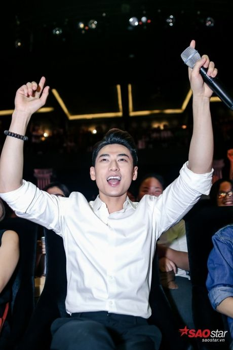 Isaac: 'Toi dep trai nhung khong de dai' - Anh 22