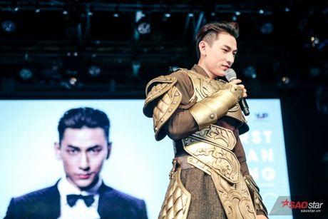 Isaac: 'Toi dep trai nhung khong de dai' - Anh 5