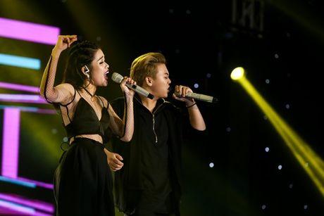 Giai nhat Sing My Song - Bai Hat Hay Nhat online lo dien 'chat lu' tren san khau chinh thuc - Anh 2