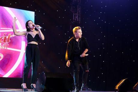 Giai nhat Sing My Song - Bai Hat Hay Nhat online lo dien 'chat lu' tren san khau chinh thuc - Anh 3