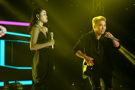 Giai nhat Sing My Song - Bai Hat Hay Nhat online lo dien 'chat lu' tren san khau chinh thuc - Anh 4