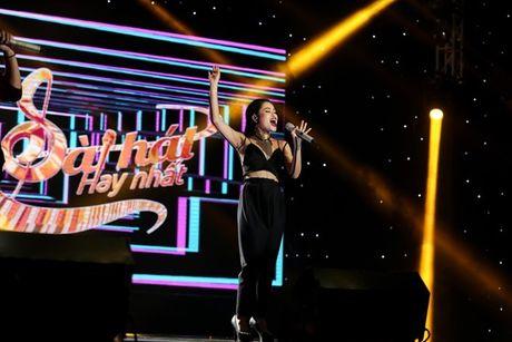 Giai nhat Sing My Song - Bai Hat Hay Nhat online lo dien 'chat lu' tren san khau chinh thuc - Anh 5