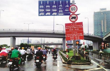 TP.HCM: Them mot 'bay' giao thong o cua ngo phia Dong - Anh 1