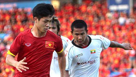 DT Viet Nam gap Myanmar la diem lanh hay go? - Anh 1