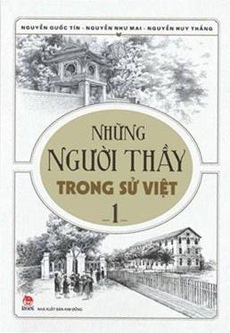 Nhung nguoi thay trong su Viet - Anh 1
