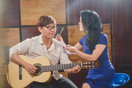 Thu Phuong buon khi nhac den chuyen cu voi hoc tro The Voice - Anh 2