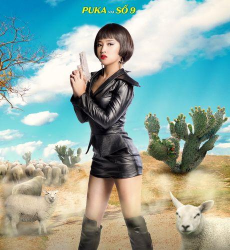 Dan nhan vat hai huoc trong phim Tet cua Diem My 9X - Anh 6