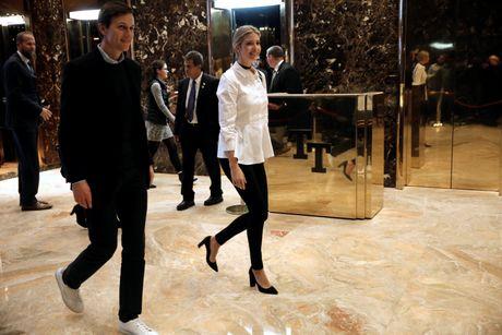 Khi ca chinh truong My thu vao dai sanh Trump Tower - Anh 2