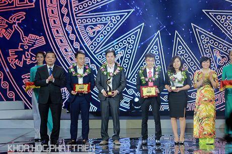Trao giai thuong Nhan tai Dat Viet nam 2016 - Anh 4