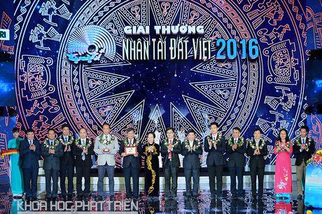 Trao giai thuong Nhan tai Dat Viet nam 2016 - Anh 5