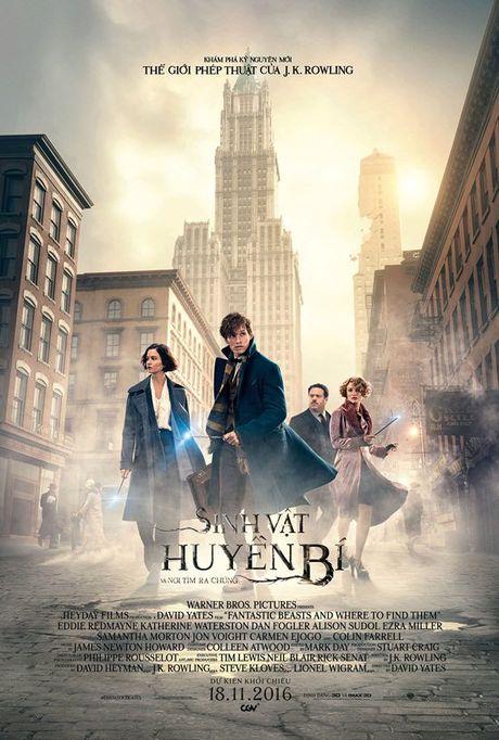 5 diem trung hop thu vi giua 'Harry Potter' va 'Fantastic Beasts' - Anh 1