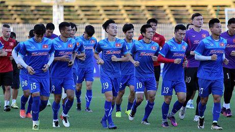 Viet Nam vs Myanmar: Thu thach dau tien - Anh 2