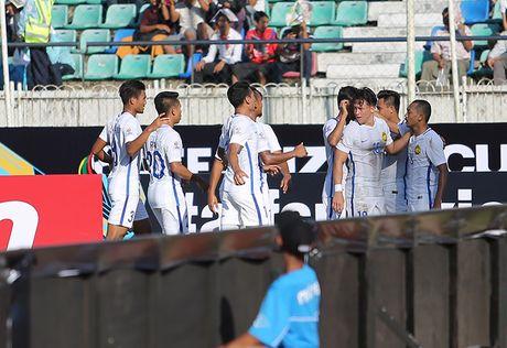 Malaysia thang hu via Campuchia tran ra quan - Anh 2