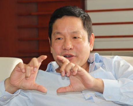 Chu tich FPT Truong Gia Binh: Dung nham lan, ban ca phe, ban pho thi khong the goi la khoi nghiep - Anh 1