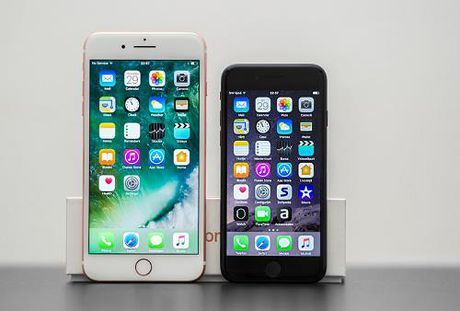 Vi sao Apple co giam hieu suat lam viec cua iPhone 7 tai thi truong Hoa Ky? - Anh 1