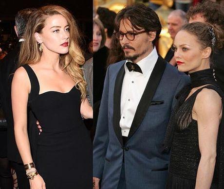 Ly di vo moi, Johnny Depp quay lai voi vo cu - Anh 1