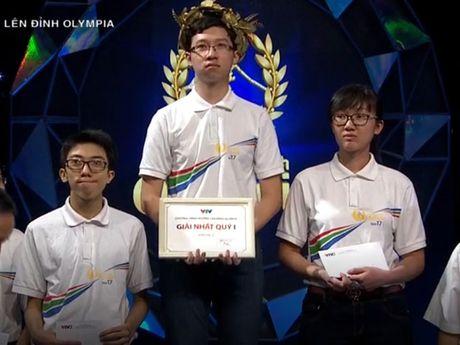 Duong len dinh Olympia: 'Cau be Google' Phan Dang Nhat Minh vao Chung ket nam - Anh 2