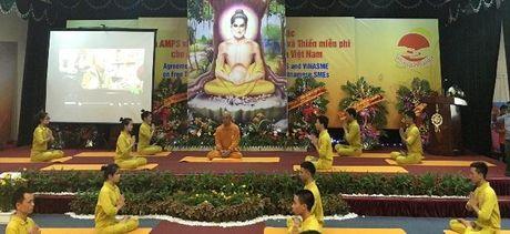 Hoi nghi quoc te ve Yoga va Thien tai Viet Nam - Anh 2