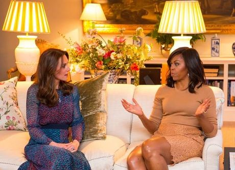 Kham pha cong thuc lam dep duoc Cong nuong Kate chia se voi De nhat phu nhan Michelle Obama - Anh 2