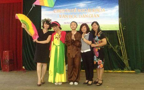 Thay Van Nhu Cuong dung facebook ket noi tinh thay tro - Anh 1