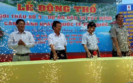 Khoi cong goi thau so 3 Cang hanh khach quoc te Phu Quoc - Anh 1