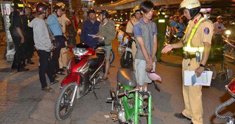 TP HCM: Khong xu phat xe khong chinh chu khi kiem tra tren duong - Anh 1