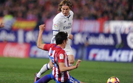 Cham diem Atletico 0-3 Real: Ronaldo nhan diem tuyet doi - Anh 11
