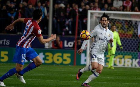 Cham diem Atletico 0-3 Real: Ronaldo nhan diem tuyet doi - Anh 12
