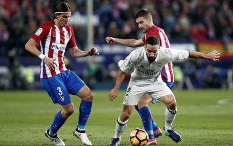 Cham diem Atletico 0-3 Real: Ronaldo nhan diem tuyet doi - Anh 3