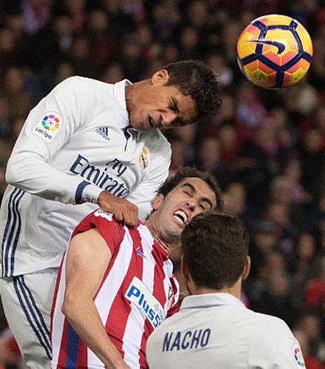 Cham diem Atletico 0-3 Real: Ronaldo nhan diem tuyet doi - Anh 4