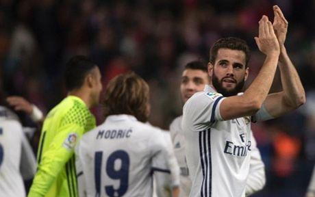 Cham diem Atletico 0-3 Real: Ronaldo nhan diem tuyet doi - Anh 5