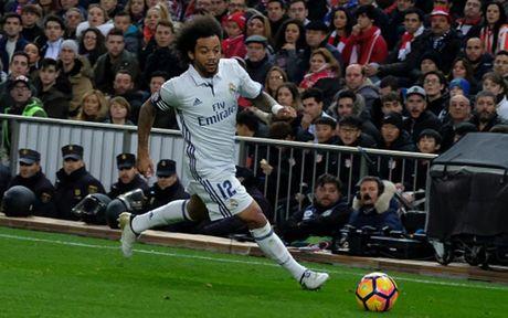 Cham diem Atletico 0-3 Real: Ronaldo nhan diem tuyet doi - Anh 6