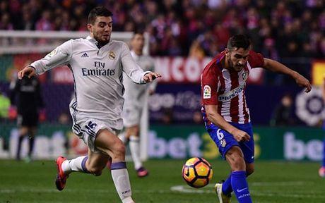 Cham diem Atletico 0-3 Real: Ronaldo nhan diem tuyet doi - Anh 7