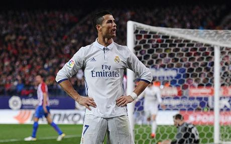 Cham diem Atletico 0-3 Real: Ronaldo nhan diem tuyet doi - Anh 8