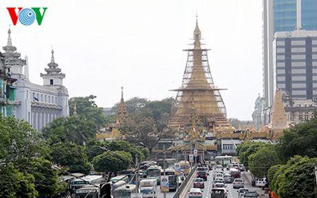 Thanh pho Yangon - Co do xinh dep cua Myanmar - Anh 1