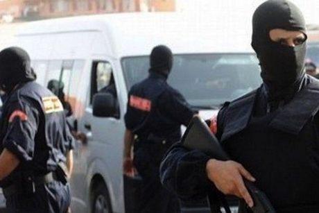 Maroc bat giu mot phan tu cuc doan co lien he voi al-Qaeda - Anh 1