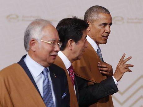 Tong thong My Obama khang dinh quan he dong minh voi Nhat Ban - Anh 1
