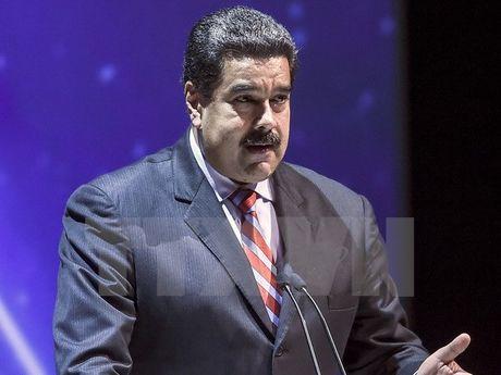 Venezuela hy vong cai thien quan he voi My duoi thoi ong Trump - Anh 1