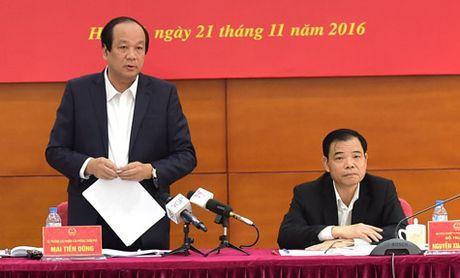 Thu tuong luu y Bo NN&PTNT 7 van de - Anh 1