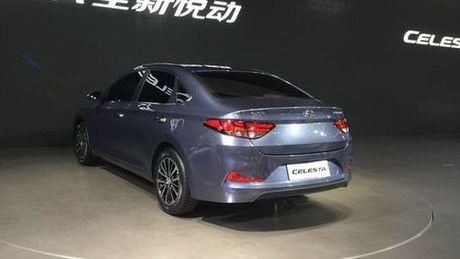 Hyundai Celesta hoan toan moi ra mat - Anh 4