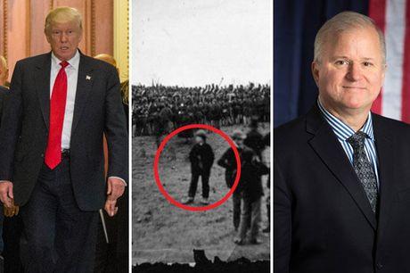 CIA su dung chuong trinh bi mat de tien doan ve Donald Trump - Anh 1