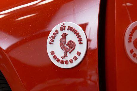 Lexus IS phien ban 'tuong ot' Sriracha doc nhat vo nhi - Anh 3