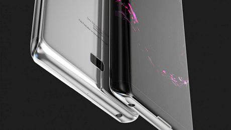 Sony Zeus man hinh cong sieu dep doa nat iPhone 8 - Anh 4