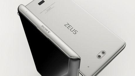Sony Zeus man hinh cong sieu dep doa nat iPhone 8 - Anh 8