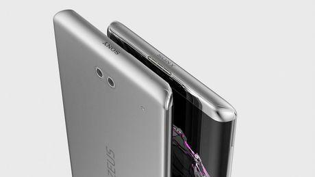 Sony Zeus man hinh cong sieu dep doa nat iPhone 8 - Anh 9