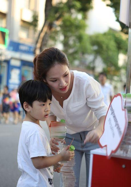Hai con trai dang yeu, khau khinh cua Dan Le - Khai Anh - Anh 3