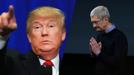 iPhone 8 co the dat them 50 USD duoi thoi Donald Trump - Anh 1